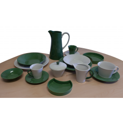 Zelenobílá sestava